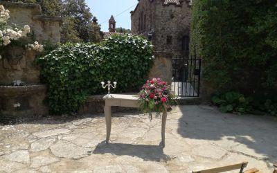 Boda de verano en La Baronia