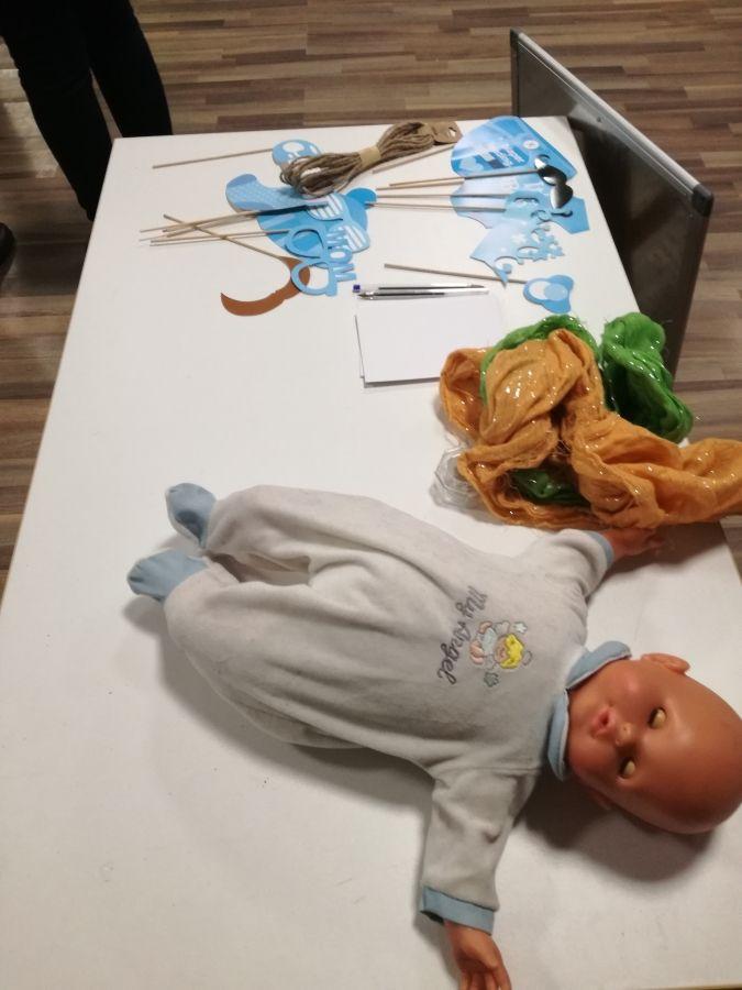 Un Mundo de Eventos. Babyshower Joel 1