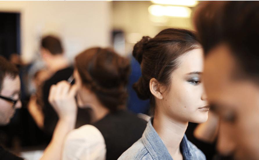 Como organizar un evento de belleza