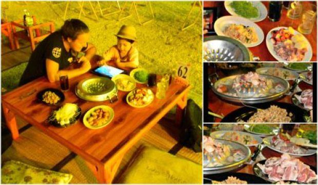 experiencia en asia thai bbq