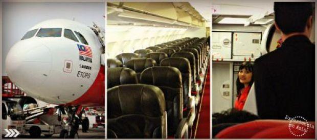 air asia avion