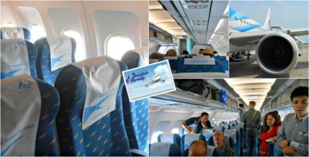 volar con bangkok airways