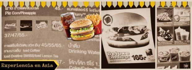 McDonald's en tailandia