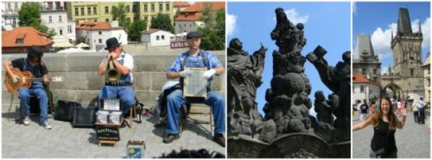 Blog de viajes praga