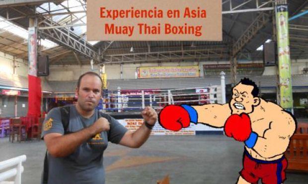 muay thai experiencia en asia