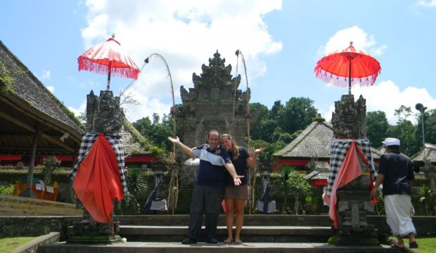 Experiencia en Asia Bali