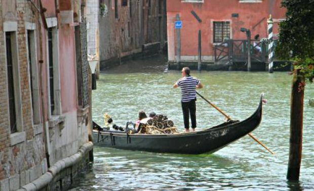 Experiencia en Europa venecia