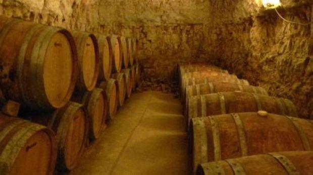 calados subterraneos vino