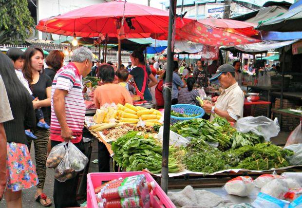 Mercado Municipal de Alimentos de Chiang Rai