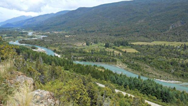 mirador rio azul