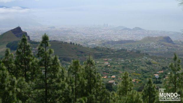 Mirador de Montaña Grande Tenerife