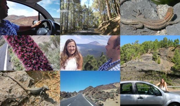 Ruta en coche en Tenerife