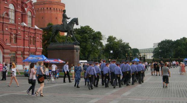 plaza roja moscu rusia