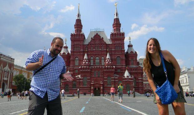 visitar moscú Rusia