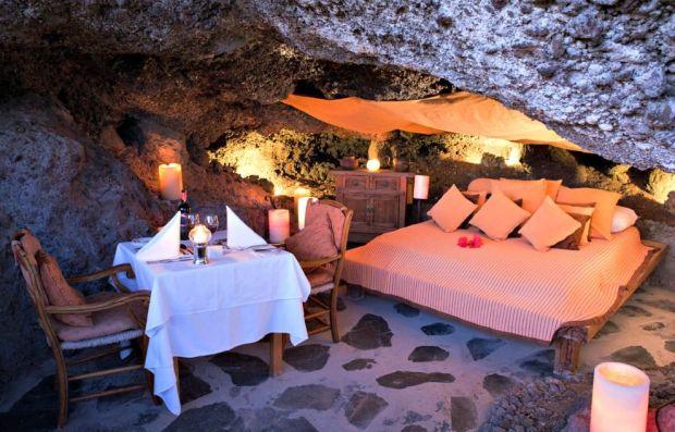 cueva para dos hotel jardin tecina