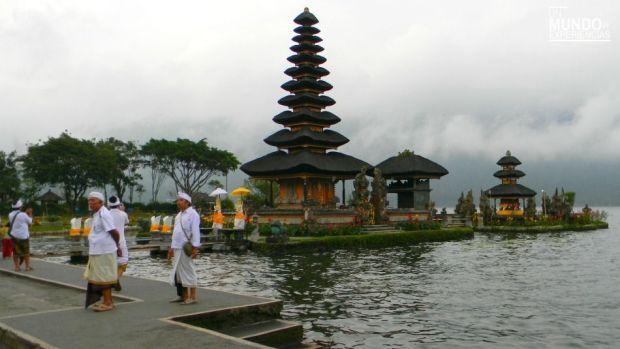 Bali templo ulun danu beratan