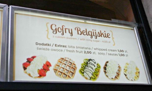 street food varsovia