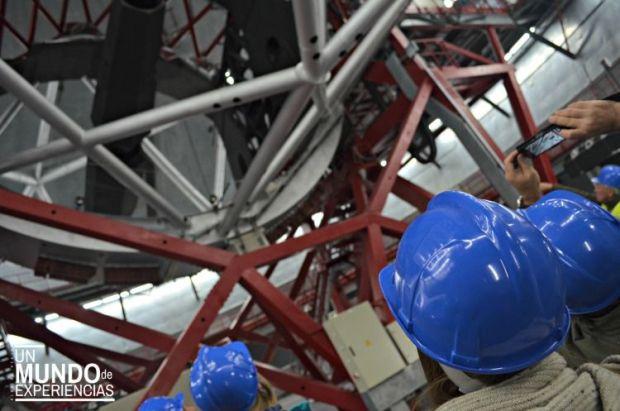 telescopio gran tacande La Palma
