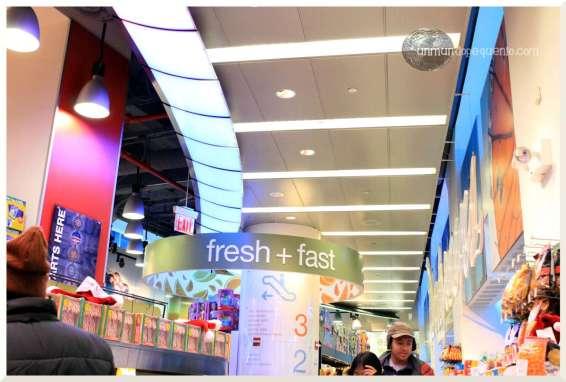 Fresh n fast Walgreens