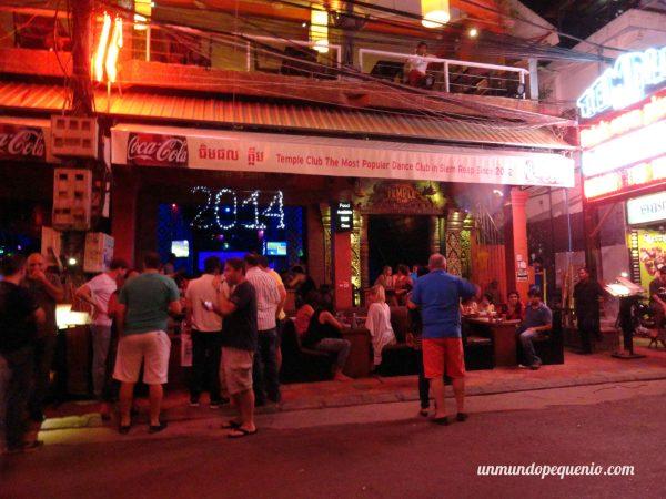 Temple Bar en Siem Reap