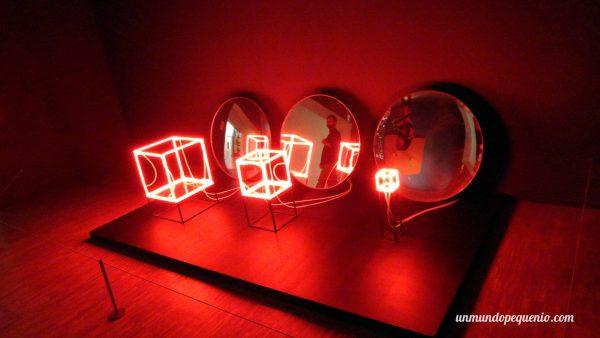 Instalación en el Centro Pompidou
