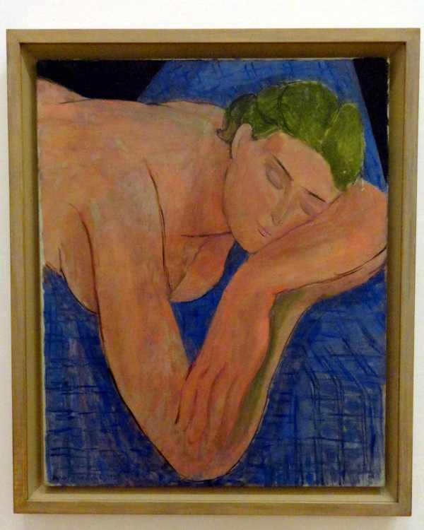 Un Matisse en el Centro Pompidou