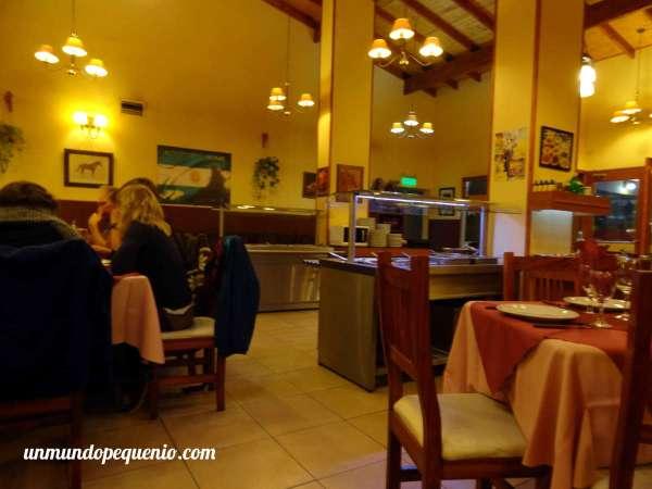Parrilla La Estancia en Ushuaia