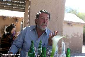 Alejandro Alonso dueño de Sala de Payogasta