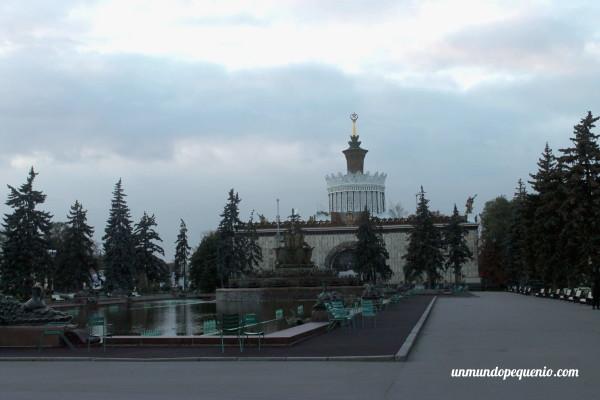 Pabellón de Ucrania VDNKh