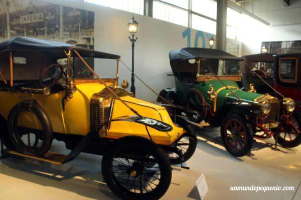 Autos de la década del 10