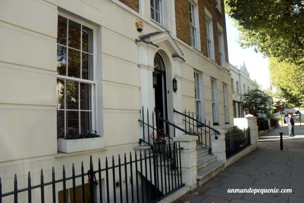 Casa de Notting Hill