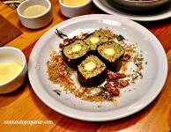 Maki quinoa roll