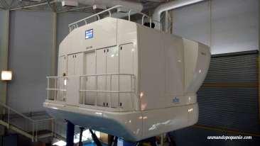 Simulador dual Airbus 330-340