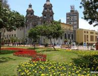 Parque Central de Miraflores
