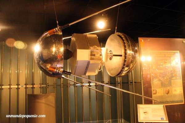 El primer Sputnik terrestre de 1957