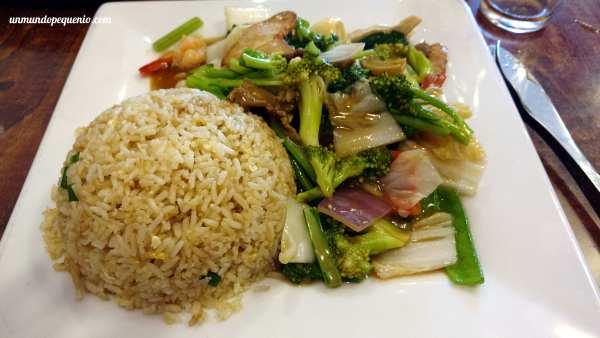 Verduras taypa