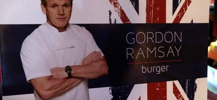 Gordon Ramsay Burger Las Vegas