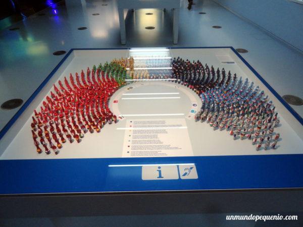 Composición del Parlamento Europeo