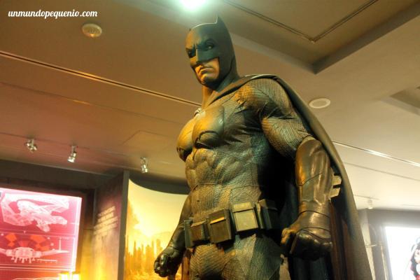El traje de Batfleck