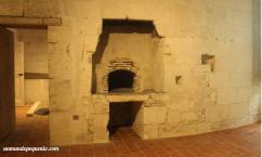 Horno de pan de Chambord