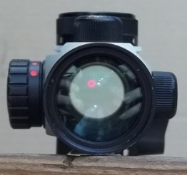 Match-Dot Sight Picture