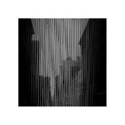 """NYC"" #18 (2007), inkjet print on Hahnemühle Fine Art Paper, 25 x 25 cm on A2 sheet, ed 10"