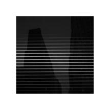 """NYC"" #4 (2007), inkjet print on Hahnemühle Fine Art Paper, 25 x 25 cm on A2 sheet, ed 10"