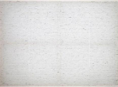 white series 1 #1, 140 x 190 cm