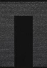 black series 4 #1, 190 x 130 cm