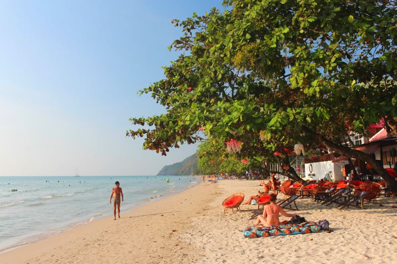 Comment profiter un maximum de Koh Chang