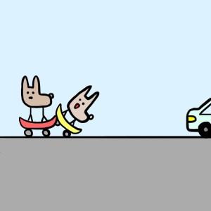 安全な車間距離の目安