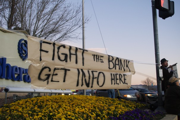 Fight The Bank