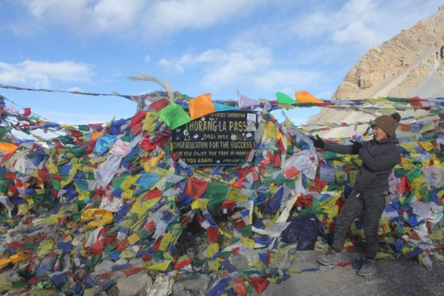Annapurna Circuit Trek, Thorong La Pass