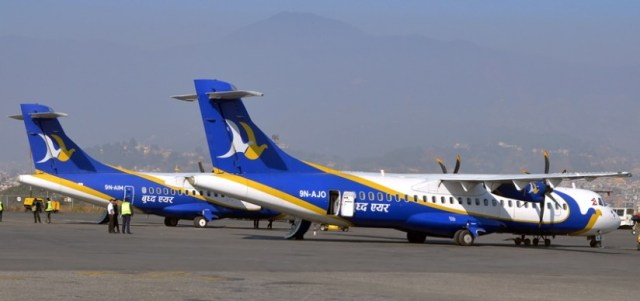 List of 5 major airlines of nepal